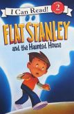 Book Cover Image. Title: Flat Stanley and the Haunted House, Author: Jeff Brown