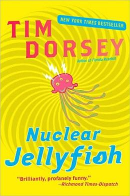 Nuclear Jellyfish (Serge Storms Series #11)