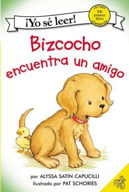 Bizcocho encuentra un amigo (Biscuit Finds a Friend)