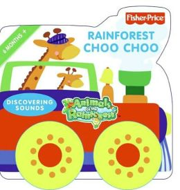 Rainforest Choo Choo: Discovering Sounds