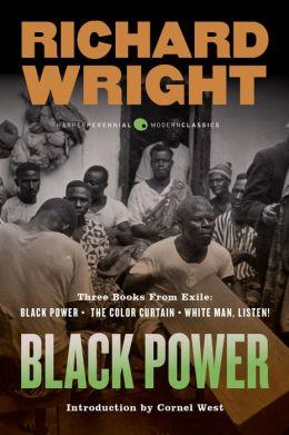 Black Power: The Color Curtain, Black Power, White Man Listen! (P.S. Series)