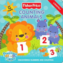 Counting Animals: Discovering Numbers and Counting