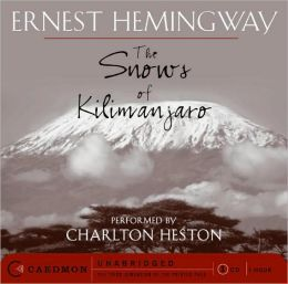 The Snows of Kilimanjaro CD: The Snows of Kilimanjaro CD