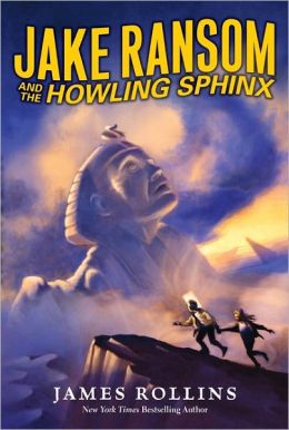 Jake Ransom and the Howling Sphinx (Jake Ransom Series #2)
