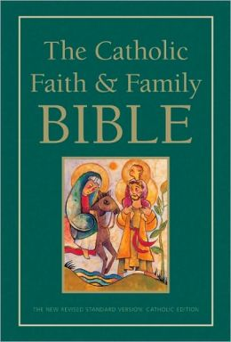 NRSV: The Catholic Faith and Family Bible