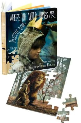 Where the Wild Things Are: Puzzle Book (Where the Wild Things Are Series)
