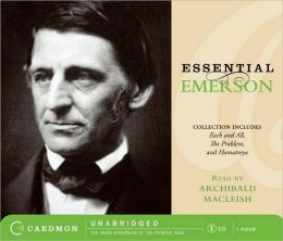 Essential Emerson CD: Essential Emerson CD
