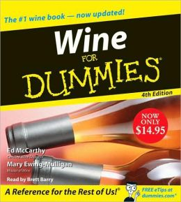 Wine for Dummies (Audio CD)