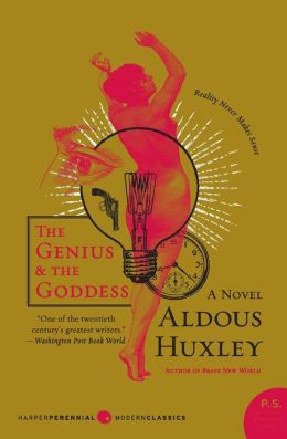 The Genius and The Goddess (P.S. Series)