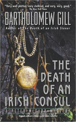 Death of an Irish Consul: A Peter McGarr Mystery