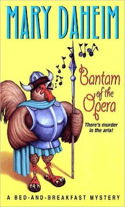 Bantam of the Opera (Bed-and-Breakfast Series #5)
