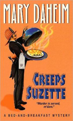 Creeps Suzette (Bed-and-Breakfast Series #15)