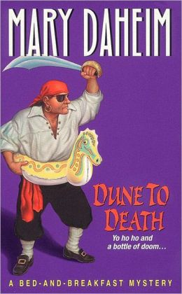 Dune to Death (Bed-and-Breakfast Series #4)