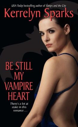 Be Still My Vampire Heart (Love at Stake Series #3)