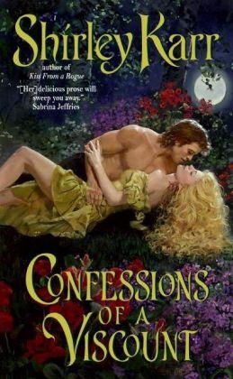 Confessions of a Viscount