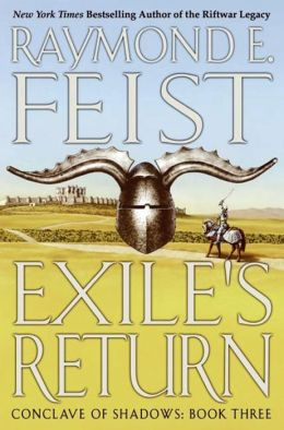 Exile's Return (Conclave of Shadows Series #3)