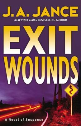 Exit Wounds (Joanna Brady Series #11)
