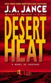Book Cover Image. Title: Desert Heat (Joanna Brady Series #1), Author: J. A. Jance