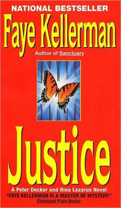 Justice (Peter Decker and Rina Lazarus Series #8)