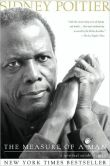 Book Cover Image. Title: The Measure of a Man, Author: Sidney Poitier