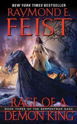 Rage of a Demon King (Serpentwar Saga Series #3)
