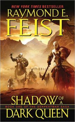 Shadow of a Dark Queen (Serpentwar Saga Series #1)