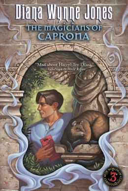 The Magicians of Caprona (Chrestomanci Series #2)