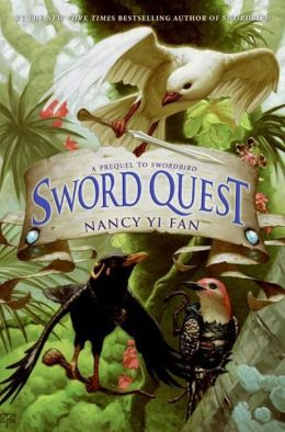 Sword Quest (Swordbird Series #2)