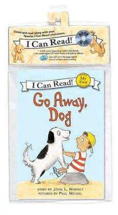 Go Away, Dog (My First I Can Read Book Series)