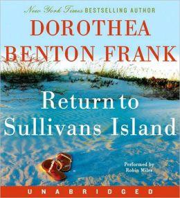 Return to Sullivans Island CD: Return to Sullivans Island CD
