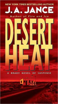 J.a. Jance Novels Desert Heat (Joanna Br...