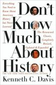 Book Cover Image. Title: Don't Know Much About History:  Everything You Need to Know About American History but Never Learned, Author: Kenneth C. Davis