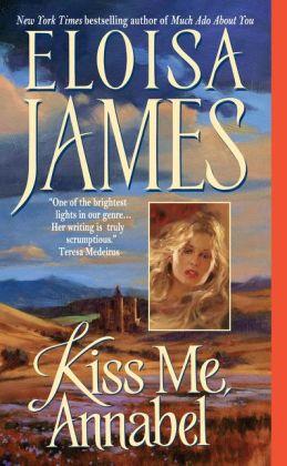 Kiss Me, Annabel (Essex Sisters Series #2)