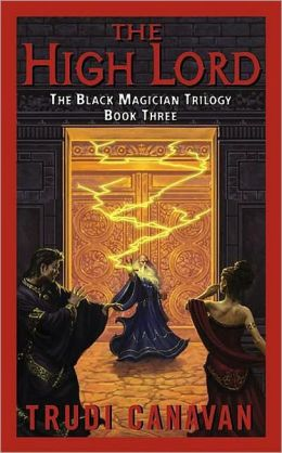 The High Lord (Black Magician Trilogy #3)