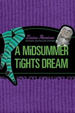 A Midsummer Tights Dream (The Misadventures of Tallulah Casey Series #2)