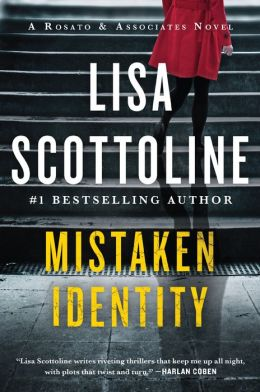 Mistaken Identity (Rosato & Associates Series #4)