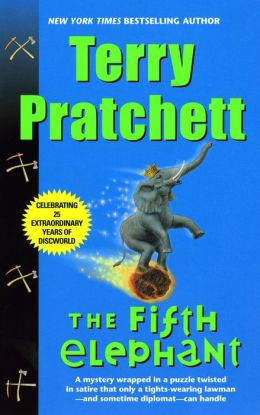 The Fifth Elephant (Discworld Series #24)