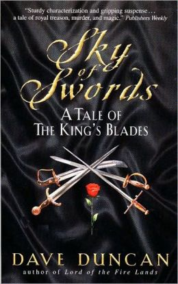 Sky of Swords (Tales of the King's Blades Series #3)