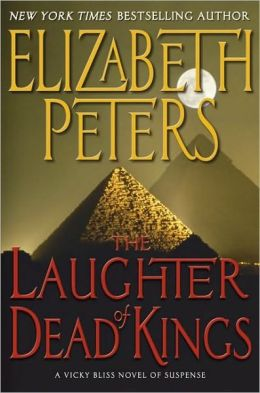 The Laughter of Dead Kings (Vicky Bliss Series #6)