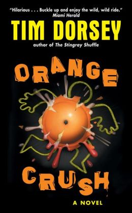 Orange Crush (Serge Storms Series #3)