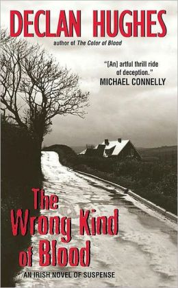 The Wrong Kind of Blood (Ed Loy Series #1)