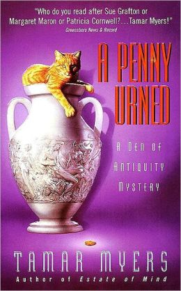 A Penny Urned (Den of Antiquity Series #7)
