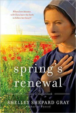 Spring's Renewal (Seasons of Sugarcreek Series #2)