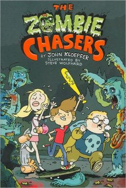 The Zombie Chasers (Zombie Chasers Series #1)