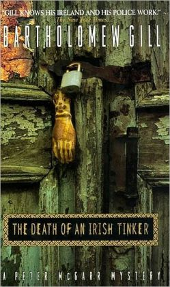 Death of an Irish Tinker: A Peter Mcgarr Mystery