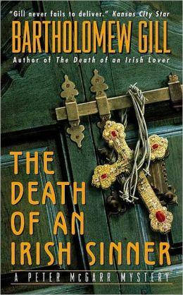 Death of an Irish Sinner: A Peter McGarr Mystery