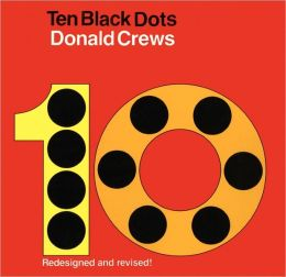 Ten Black Dots Board Book
