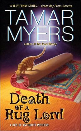 Death of a Rug Lord (Den of Antiquity Series #14)