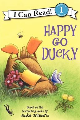 Happy Go Ducky (I Can Read Book 1 Series)
