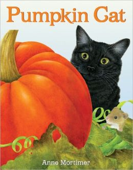 Pumpkin Cat